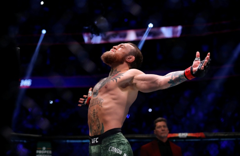 Conor McGregor tops 2020 sporting rich list: Forbes