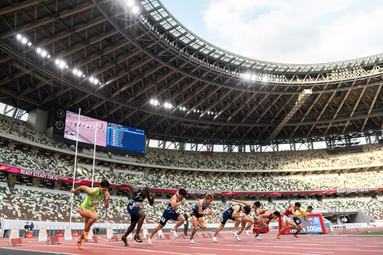 US track and field scrap Japan pre-Olympics camp over virus: officials