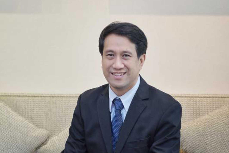 Deputy Bank of Thailand Governor Ronadol Numnonda