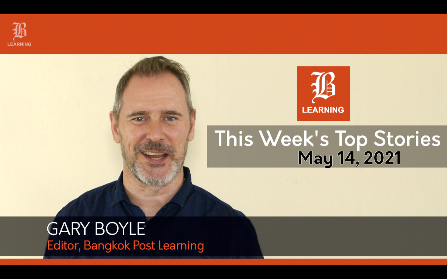 VIDEO: This Week's Top Stories May 14