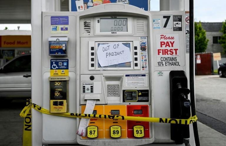 Major US pipeline delivering fuel but shortages continue