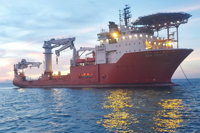 Foreign vessel with Covid-infected crew anchored off Songkhla