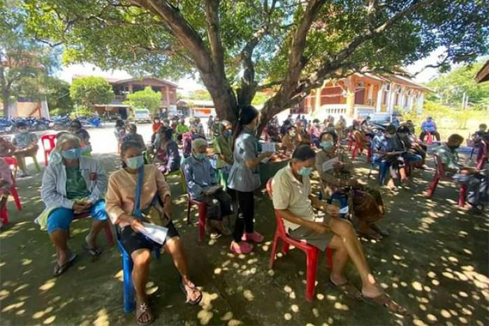 bangkokpost.com - Bangkok Post Public Company Limited - Lampang leads provincial race for herd immunity