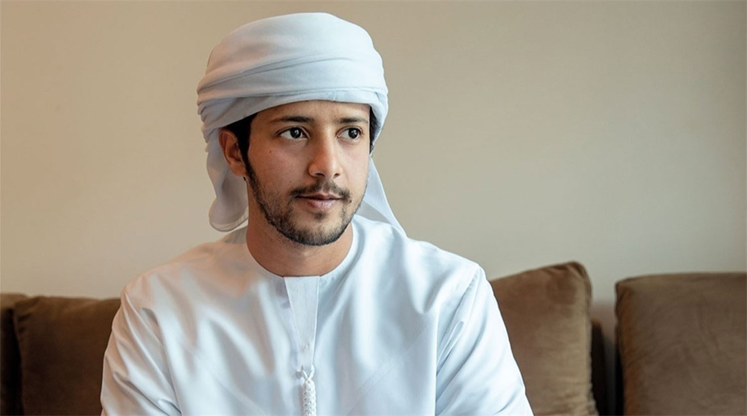 Rashed Ali Almansoori – Young Emirati Journalist Who Gained Fame as a Leading Tech blogger and influencer.
