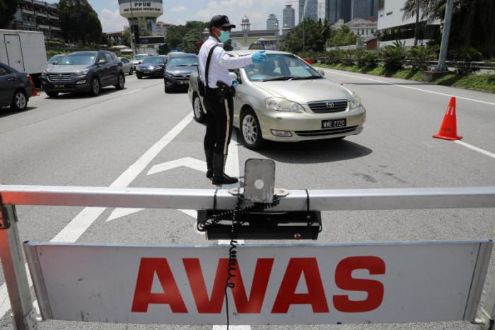 Image Malaysia mulls shutdown of richest state amid Covid-19 surge