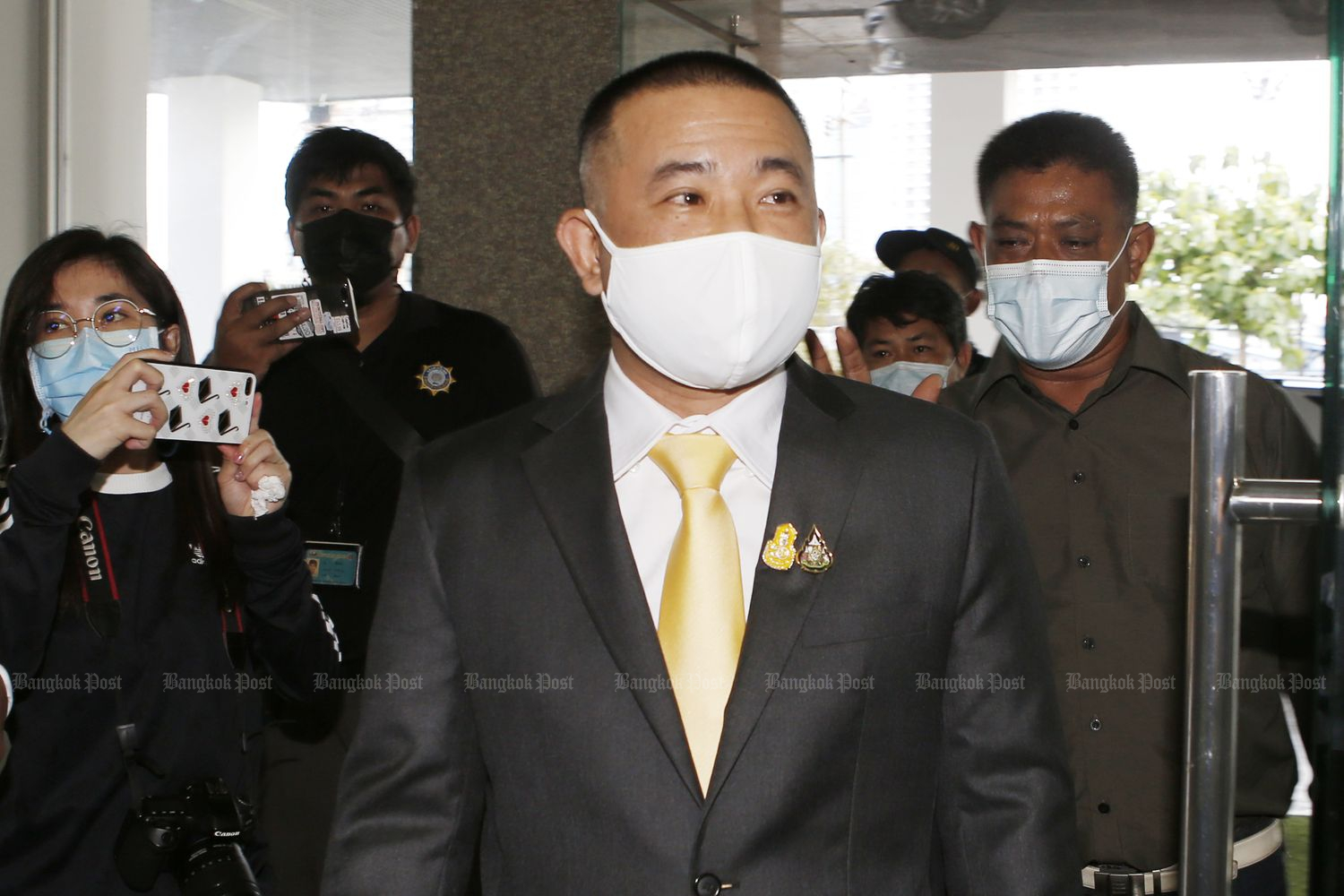 Key suspect in B1bn scam detained