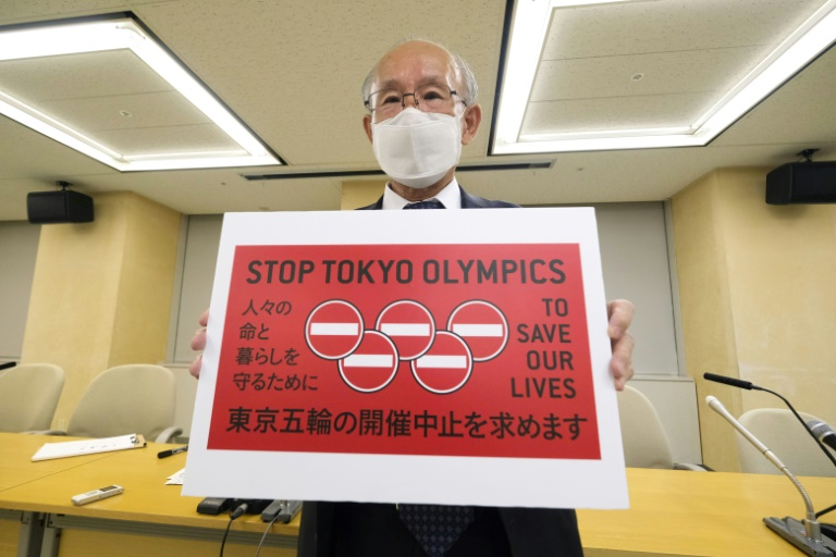 Over 80% Japanese oppose holding Olympics