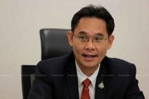 Thai economy shrinks