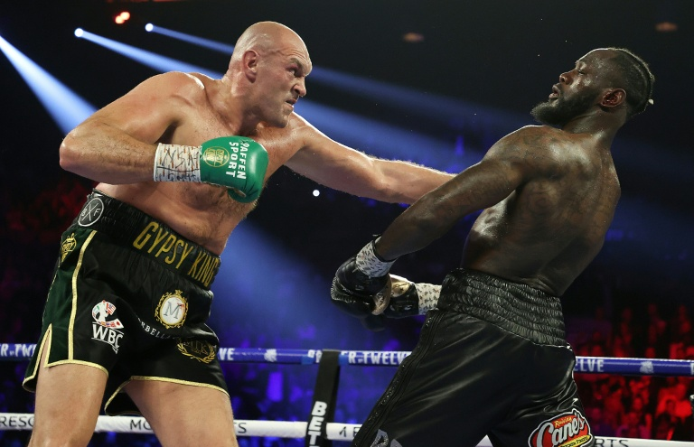 Fury-Joshua in jeopardy over Wilder rematch order: reports