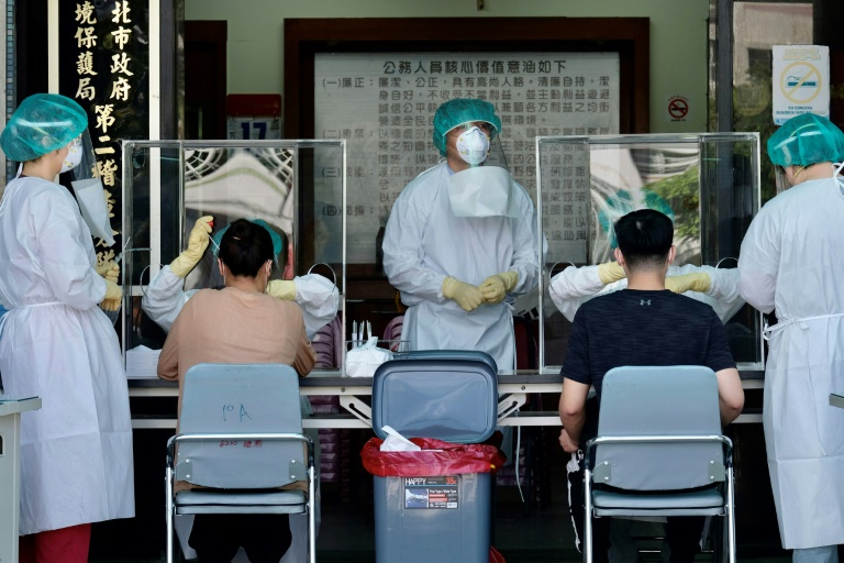 Taiwan has had one of the world's best pandemic responses.