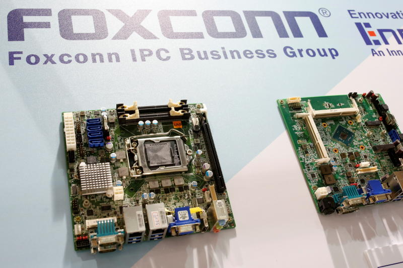 PTT, Foxconn to make electric vehicles in Thailand