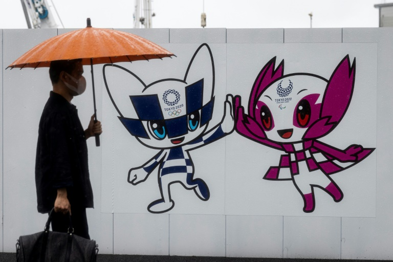 A poll showed 49% of people living in Tokyo want the Olympic Games to go ahead.