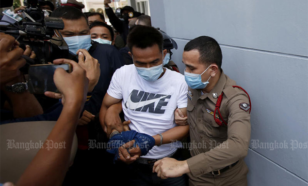Uncle in 'Nong Chompoo' murder case surrendered
