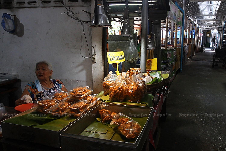 Pandemic dries up tourism on Koh Kret