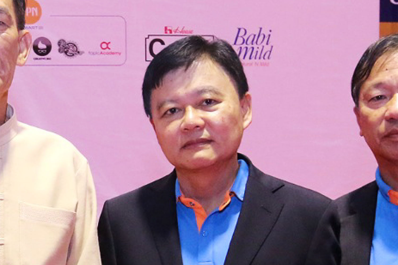 Thai Olympic official Thana Chaiprasit.