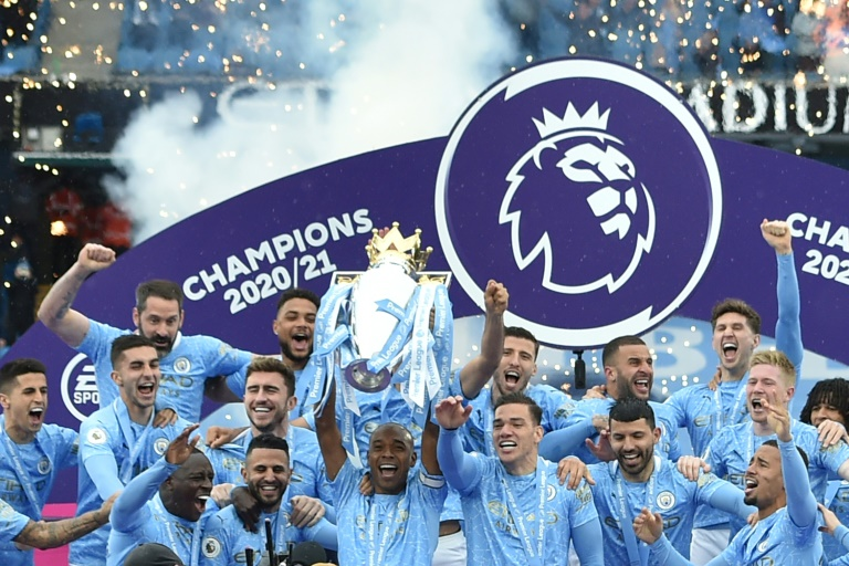 Manchester City were one of six English clubs to sign up to the ill-fated European Super League.