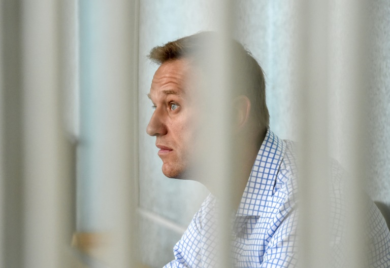 After Wednesday's ruling Navalny, who is in a penal colony outside Moscow, acknowledged supporters would need to alter their strategy.