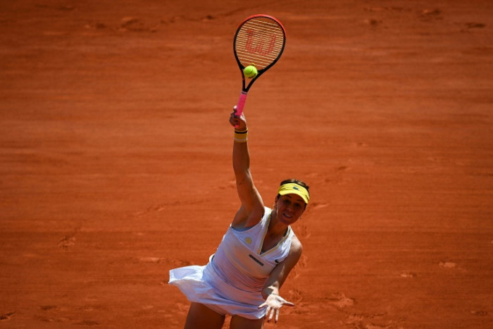 Pavlyuchenkova reaches first Grand Slam final at French Open on 52nd attempt