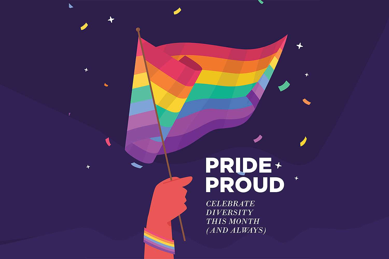 Pride proud