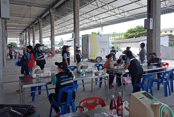 47 new Covid-19 cases in Chon Buri