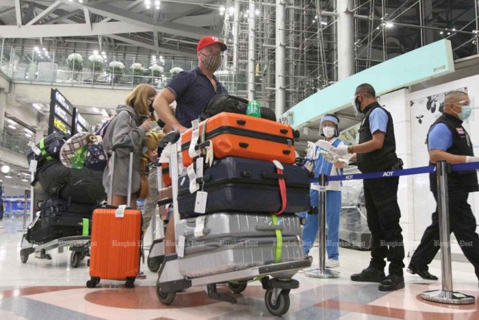 All air arrivals will have to pay for quarantine