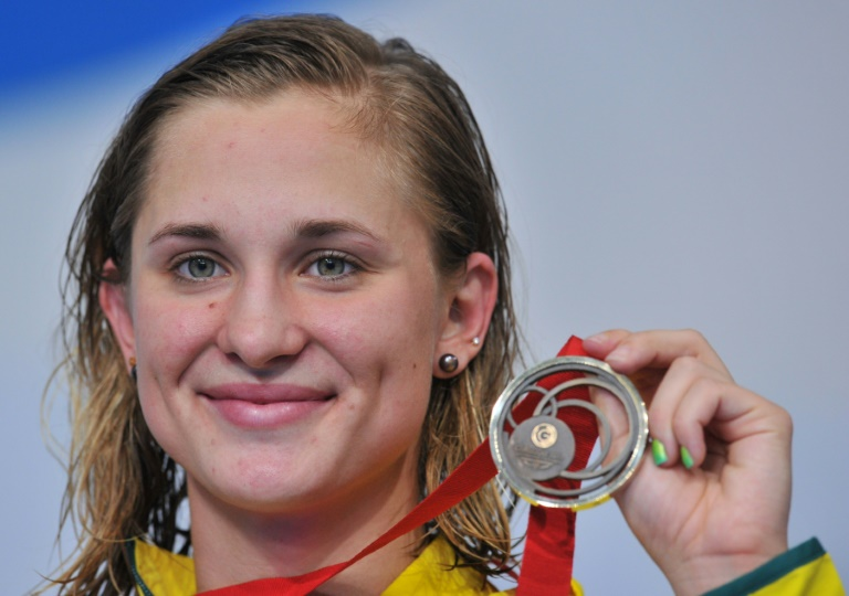 Australian swimmer Maddie Groves lashed out at 'misogynistic perverts' in sport.