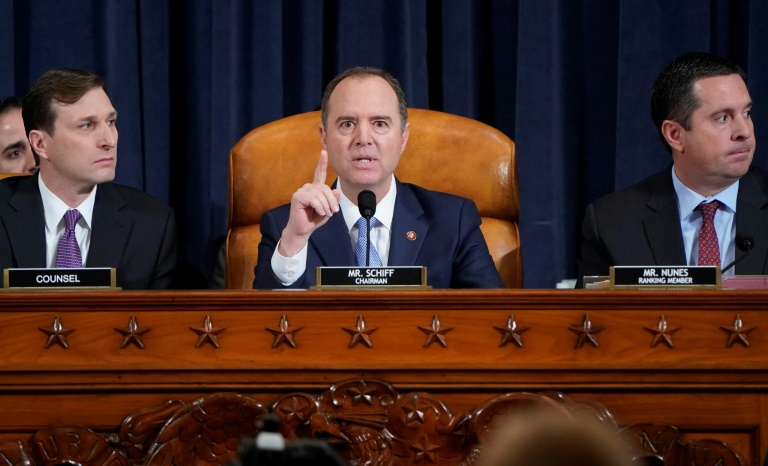 Subpoenas for the communications metadata reportedly targeted congressman Adam Schiff of California, a Trump foe who was then the panel's top Democrat and now its chairman