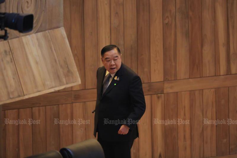Ruling PPRP gearing up for Khon Kaen meeting