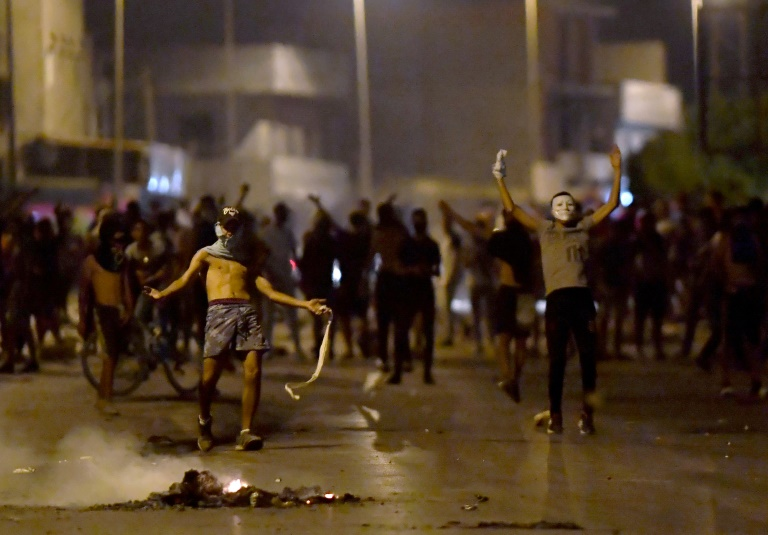 Clashes after Tunisia demo against police violence