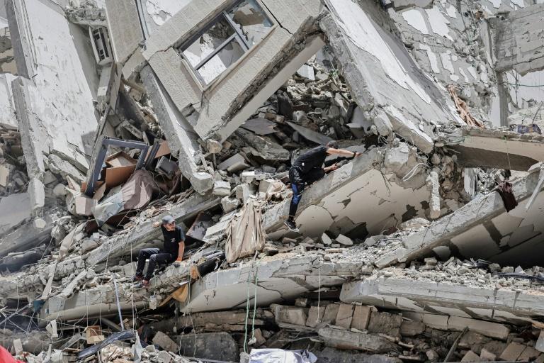 Post and present trauma time bomb hangs over Gaza