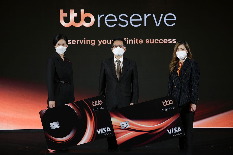 TMBThanachart launches ttb reserve to serve high wealth customers