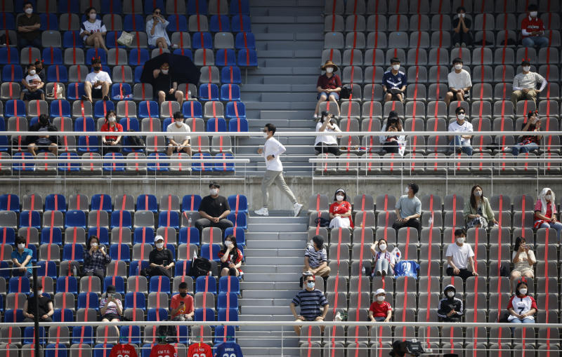 S. Korea eases Covid-19 restrictions on concerts, sports games