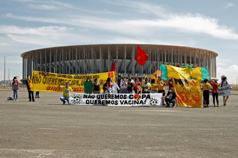 Rocked by Covid outbreaks, Copa America opens in Brazil
