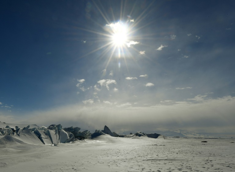 Pacific islanders likely found Antarctica first - study