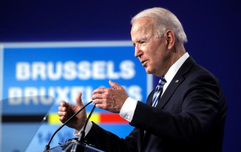 Biden seeks EU support on China, but trade battles persist
