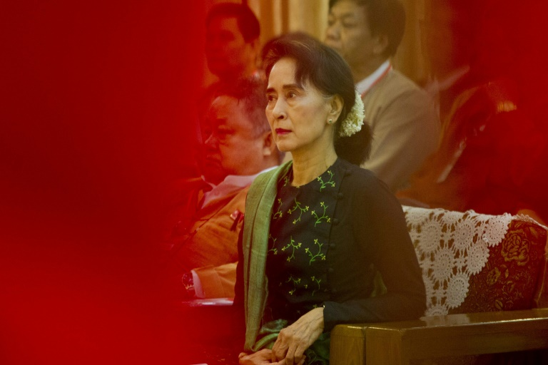 Sedition trial of Myanmar's Suu Kyi set to begin