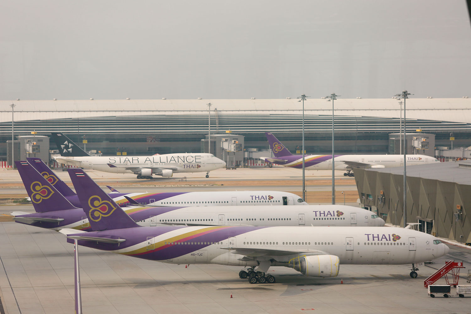Court accepts THAI's recovery plan