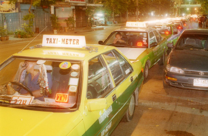 TEST YOURSELF: A Thai taxi timeline