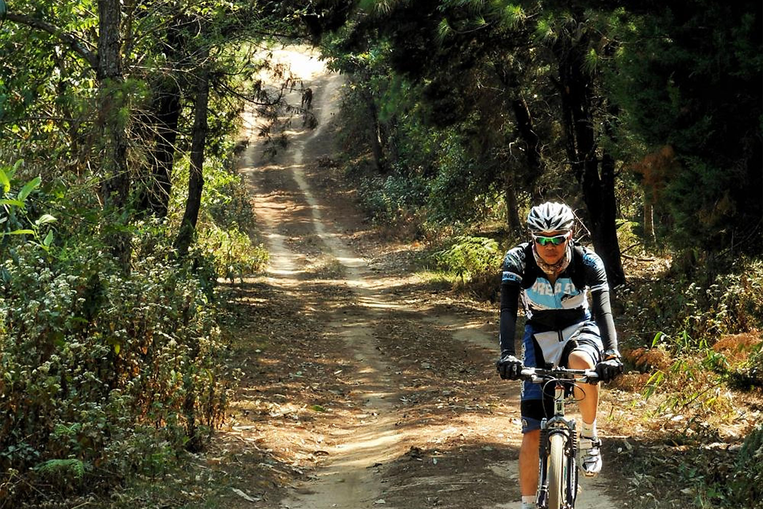 Best bike riding city is Chiang Mai