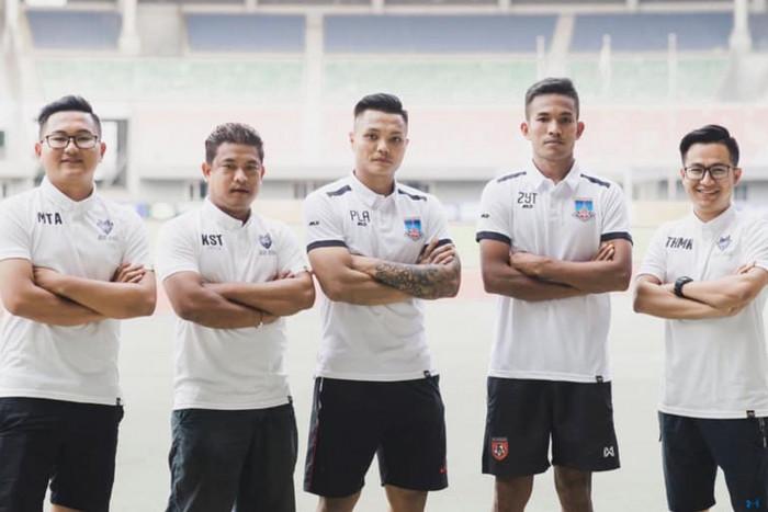 Myanmar goalie chooses to stay in Japan