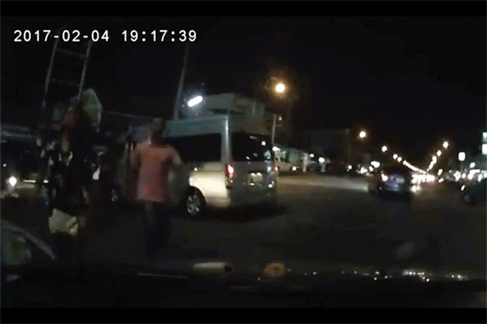 Court reduces, suspends prison term for road-rage killer