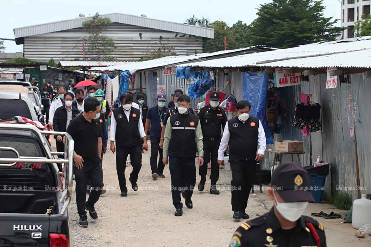 22 Covid deaths, 3,058 new cases Friday