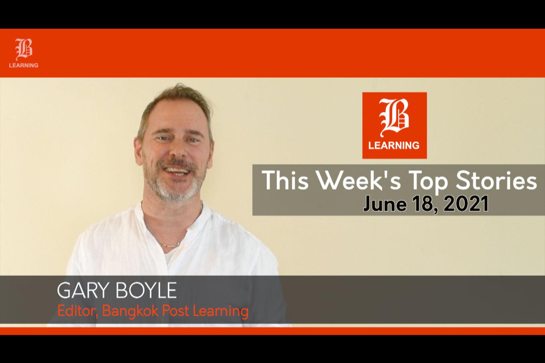 This week's top stories: June 18, 2021