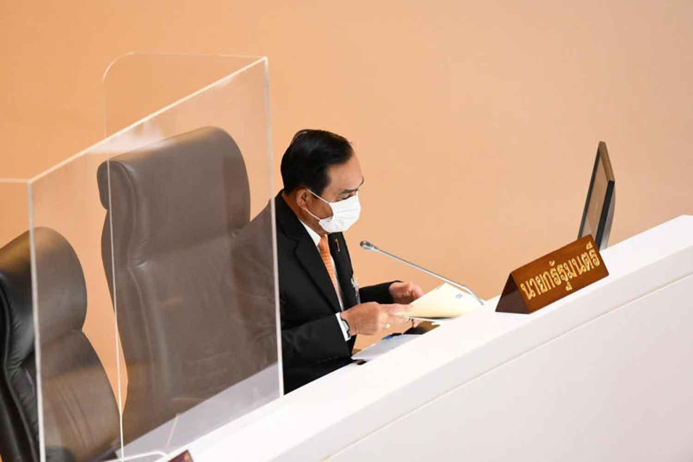 PM Prayut tests negative for Covid-19