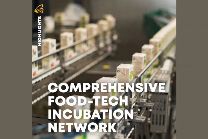 Comprehensive Food-Tech Incubation Network