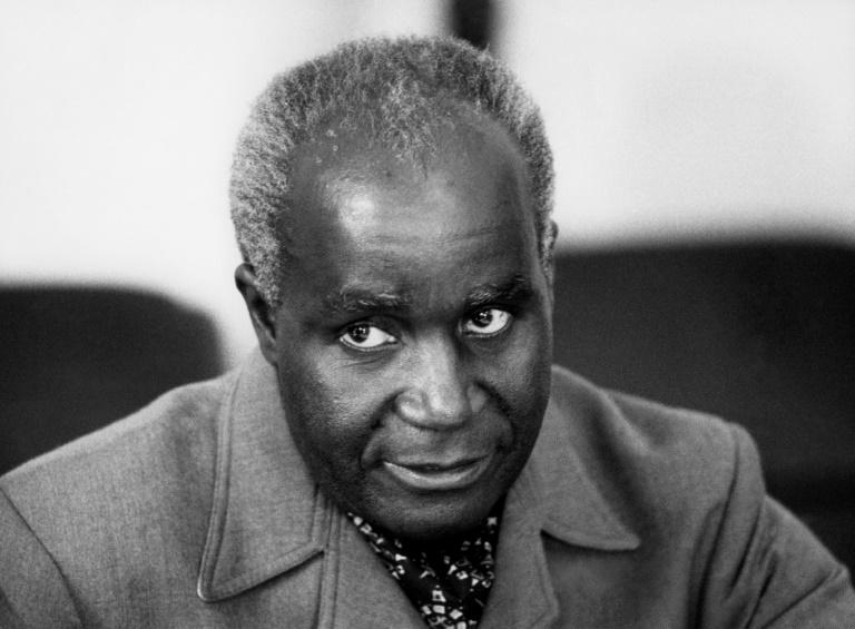 Zambia's Kenneth Kaunda, Africa's 'Gandhi', dead at 97