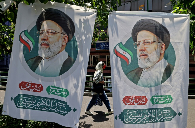 Ultraconservative cleric Ebrahim Raisi appears to be the frontrunner in Iran's presidential election due to take place on Friday and has been named by Iranian media as a possible successor to supreme leader Ayatollah Ali Khamenei