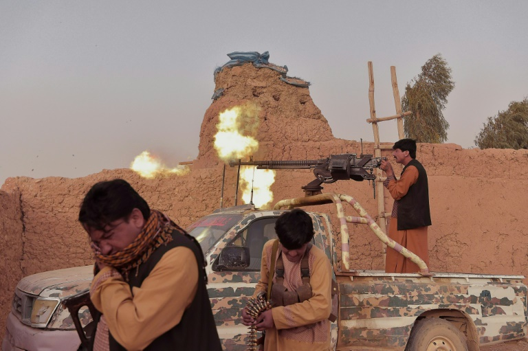 'Sangorians' take page from insurgent playbook in fight against Taliban