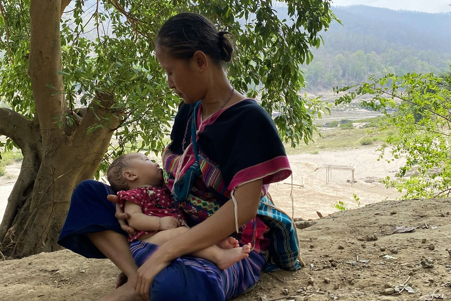 Humanitarian catastrophe on the Salween River