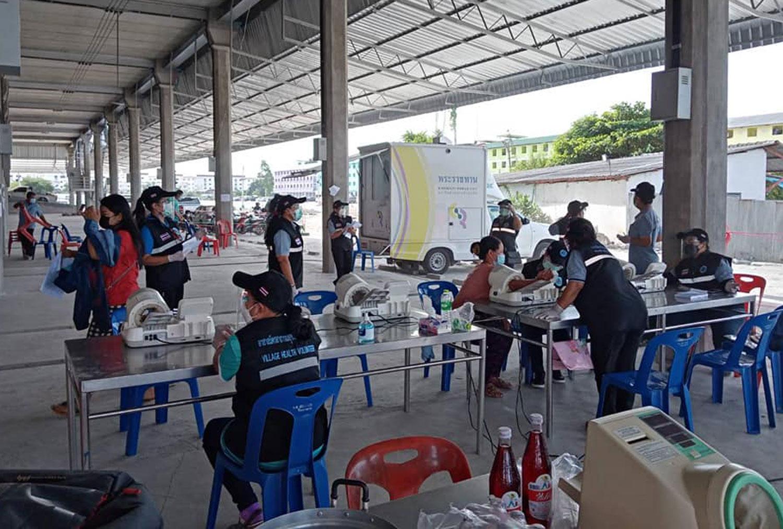 145 new Covid-19 cases in Chon Buri